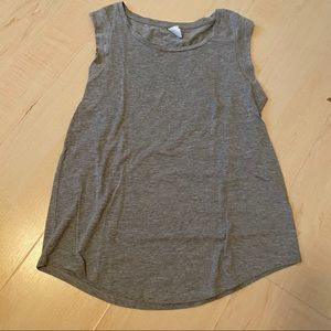 Alternative women's cotton tank size L